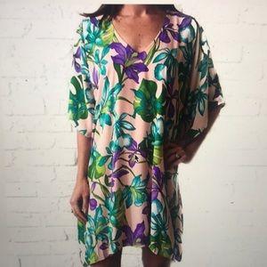 Buddy Love floral dress/ tunic